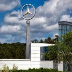 Praca dla pół tysiąca osób w fabryce Mercedesa